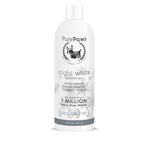 Bright white shampoo 16oz