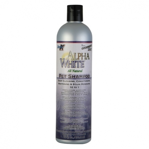 Shampoo Alpha White
